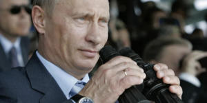 Vladimir Putin is Secretly the Richest Man in the World