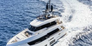 Custom Line launches its fifth Navetta 33 yacht – a thing of beauty