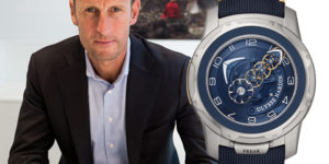 Interview with CEO of Ulysse Nardin, Patrick Pruniaux on the Launch of Freak Out
