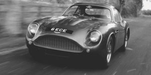 Aston Martin Celebrates Zagato's 100th Year with DBZ Centenary Collection of DB4 Zagato