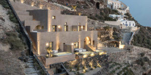 Oia Castle Luxury Boutique Hotel – Santorini's most romantic hotel