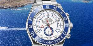 Rolex Yachtmaster II Regatta Timer and the Rolex Cup Regattas