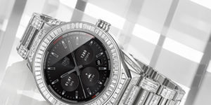 The World's Most Expensive Smartwatch Is A Diamond Studded TAG Heuer