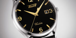 Tissot Heritage Visodate Quartz Collection now available at Marina Bay Sands