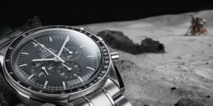 First Man, First Watch – Omega Watches bear the Provenance of Firsts