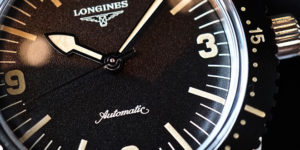 Hands On the New Longines Skin Diver Watch