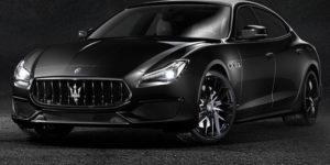 Maserati Quattroporte GTS Nerissimo – Top of the Quattroporte range