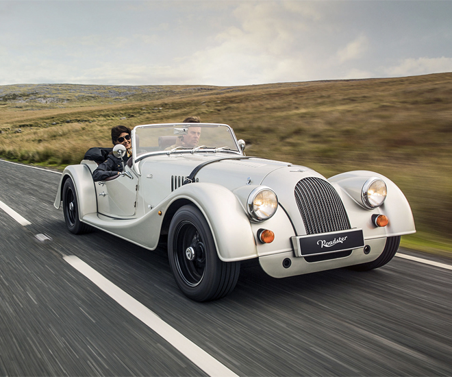 Morgan Motor Company introduces a range of '110 Anniversary' models