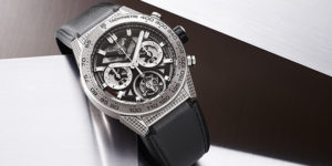 TAG Heuer Introduces Special Edition of the Carrera Heuer-02T