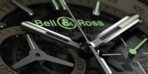 The New Bell & Ross BR-X1 Military is One Robust Chronograph