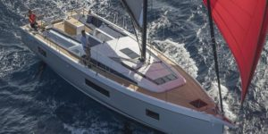 New Generation Sailing On The Beneteau Oceanis 51.1