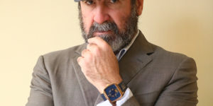 An Interview With Eric Cantona, Hautlence's Decorated Champion for the 5th Year