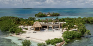 Gladden is the Most Private Island Resort in the World