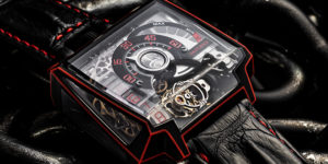 WOW Autumn Cover Star: Hautlence Breaks the Boundaries of Traditional Watchmaking