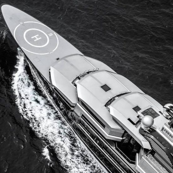 Lurssen World S Largest Superyacht Builder Sees Strong 60 To 90m