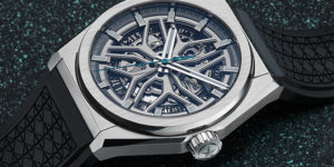 New Zenith Defy Class Range Rover S.E. Limited Edition of 200 Pieces