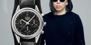 TAG Heuer Drops Limited Edition Carrera Heuer 02 In Collaboration with Fragment Hiroshi Fujiwara