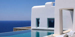 Impeccable Luxury Accommodation in Mykonos
