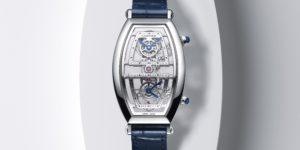 Cartier Brings the Tonneau Back