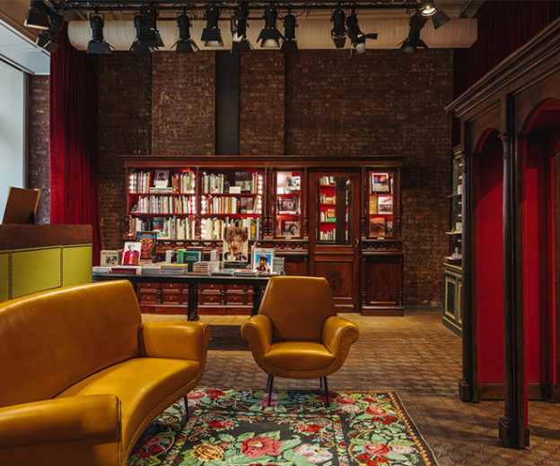 6df1fac117b Gucci Opens Its Very First Gucci Wooster Bookstore In New York