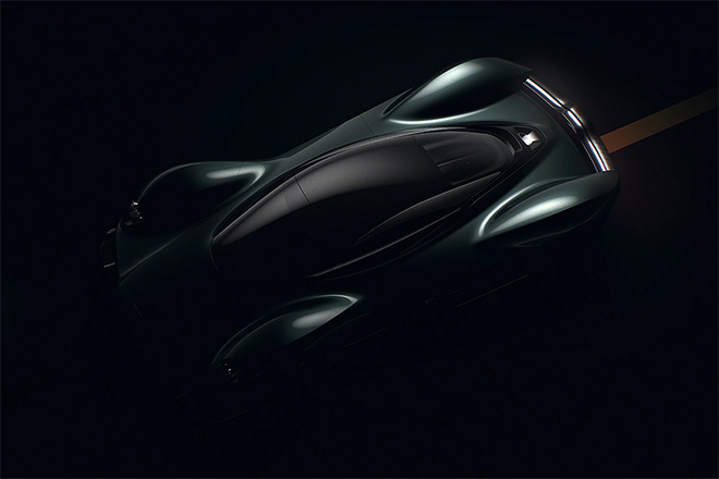The New Aston Martin Valkyrie Is The Brand S First Hypercar
