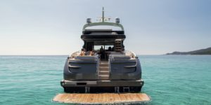 The Princess S78 Is The First Ever Yacht To House A State-Of-The-Art Naim Audio System