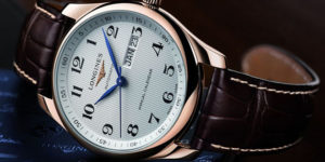 Longines 50th Million watch is a Master Collection Annual Calendar