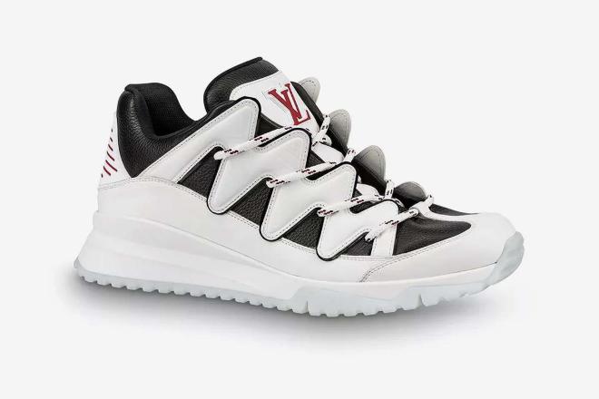 19a4199c0eb1 2019 Replica Louis Vuitton Zigzag Sneaker | Stanford Center for ...