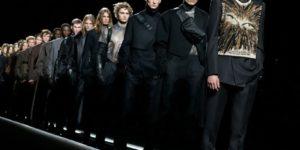 The Gentleman Glows at Men's Fashion Week FW19