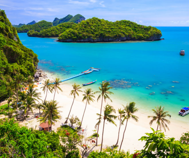 Ang Thong National Park; Photo: Ikuni