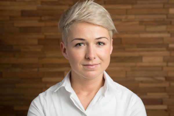 Anna Nowotarska is Aquila's Sales Manager for Europe
