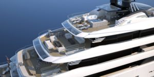 CRN Shows Megayacht Designs by Vallicelli, Lobanov, Paszkowski