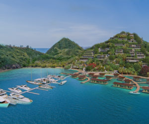 Indonesia's Yacht Sourcing is develping the Escape Marina Resort in Flores