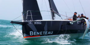 Figaro Beneteau 3 Foils and Flies Through Asia: Exclusive Review