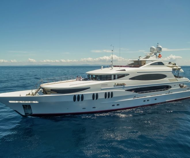The 49.1 Lohengrin was sold by Burgess Asia