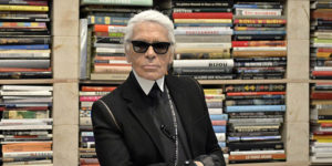 Live Luxuriously Through the Work of Karl Lagerfeld