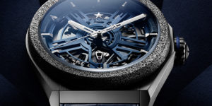 New Zenith Defy Inventor defies Watchmaking conventions at Baselworld 2019