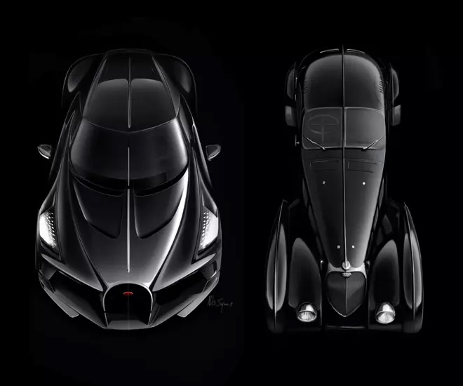 world 39 s most expensive car the bugatti la voiture noire has been sold. Black Bedroom Furniture Sets. Home Design Ideas