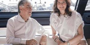 Paolo Vitelli Praises Daughter Giovanna as Azimut Turns 50