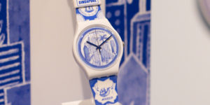 Uncover the Singapore Tale with Swatch
