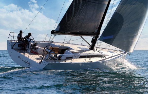 Wong has ordered a white-hulled Solaris 47 that will arrive in Hong Kong in late 2019