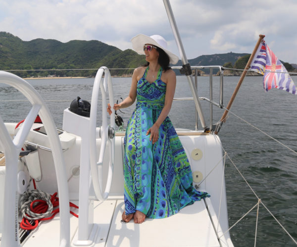 Owner: Cynthia Wong Sailing for Leisure and Sport