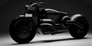 New Curtiss Zeus Electric Bobber Motorcycle – High End Luxury Motoring
