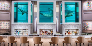 The World's Most Expensive Hotel Room Designed by Damien Hirst