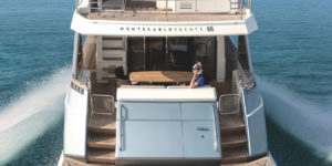 Monte Carlo Yachts to display MCY 66, 70 at June's Venice Boat Show