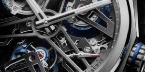 Zenith Defy Fusee Tourbillon assumes mantle from the Academy Georges Favre-Jacot