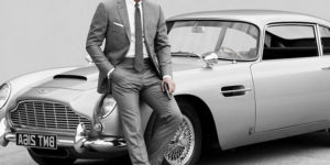 This Classic Aston Martin is a Dream Come True for James Bond's Fans