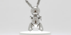 This is Jeff Koons' 'Rabbit' to be Auctioned For $50+ Million at Christie's