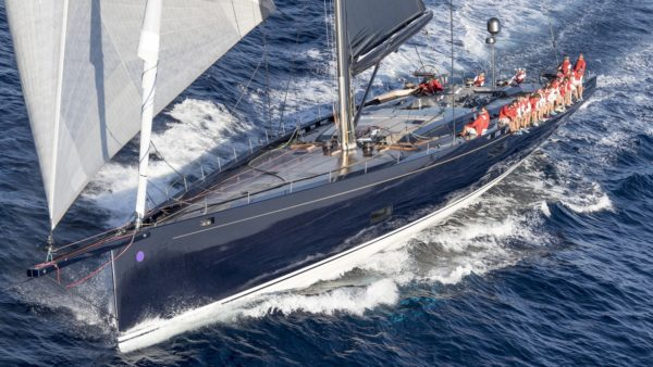 The 40m (130ft) My Song is an award-winning sailing superyacht built by Finland's Baltic Yachts