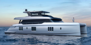Sunreef to Show 80 Power at Cannes Yachting Festival